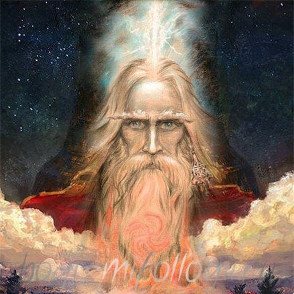 Бог Род прародитель всего
