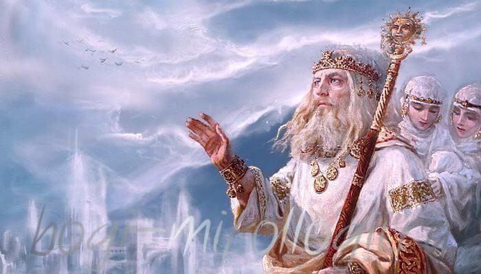 Бог Род и Родзаницы